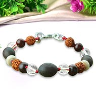 Pancha Bhoota Bracelet in thread