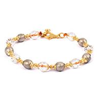 Parad with Sphatik bracelet - II
