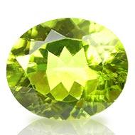 Peridot - 5-6 carats