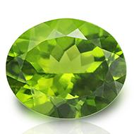 Peridot - 6.20 carats