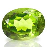Peridot - 6.35 carat