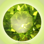 Peridot - 6.50 carat