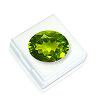 Peridot - 7.35 carat