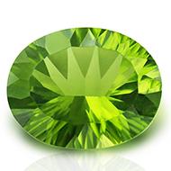 Peridot superfine cutting - 5.75 carats