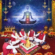 Puja for purification and cleansing