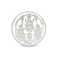 Puja Silver coins - 10 gms