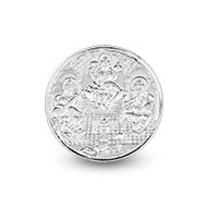 Puja Silver coins - 20 gms