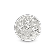 Puja Silver coins