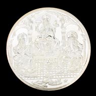 Puja Silver coins - 50 gms