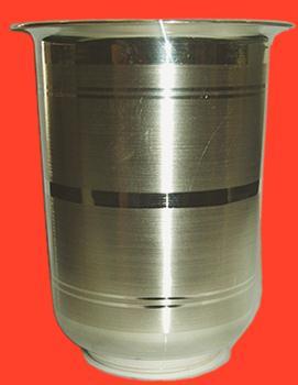 Pure Silver Glass - Design II