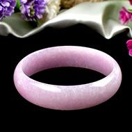 Purple Agate Bangle - II