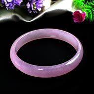 Purple Agate Bangle - IV