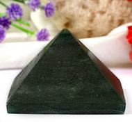 Pyramid in Green Jade - 100 gms