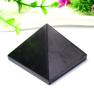 Pyramid in Shungite - 93 gms