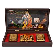 Radhe Krishna Blessing Box