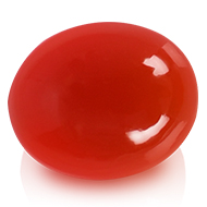 Red Carnelian - 3 to 4 carats