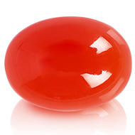Red Carnelian - 5 to 6 carats