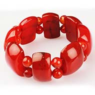 Red Carnelian Bracelet - Design II