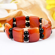 Red Carnelian Bracelet - Design IV