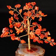 Red Carnelian Vastu Tree