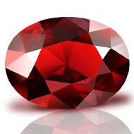 Red Garnet - 12.20 carats