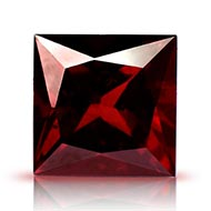 Red Garnet - 3.25 carats