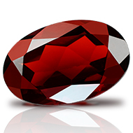 Red Garnet - 4.65 Carats