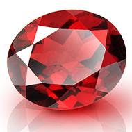 Red Garnet - Ceylon - 5-6 Carats