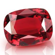 Red Garnet - Ceylon - 7.15 Carats