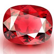 Red Garnet - Ceylon - 9.50 Carats