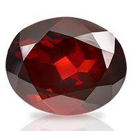 Red Garnet - Ceylon - 4.45 Carats