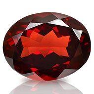 Red Garnet - Ceylon - 4.95 Carats