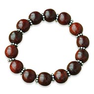 Red Sandalwood Bracelet - I