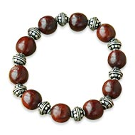 Red Sandalwood Bracelet - II