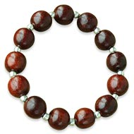 Red Sandalwood Bracelet - III