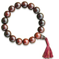 Red Sandalwood Bracelet - VIII