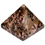 Rhodolite Pyramid - 175 gms