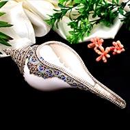 Sacred Designer Shankh