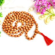 Sandalwood mala - Premium Quality - 8 mm