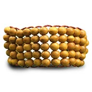 Sandalwood Multi Beads Bracelet