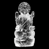 Sphatik Saraswati Idol