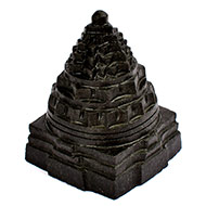 Shaligram Meru Shreeyantra - III