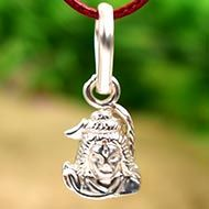 Shiva Locket in Pure Silver - I