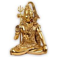Shivji in Brass - I