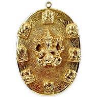 Shree Astha Vinayak Ganesh - Wall Artifact