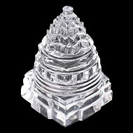 Shree Yantra in Sphatik - 51 to 60 gms