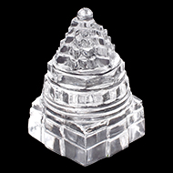 Shree Yantra in Sphatik - 71 to 80 gms