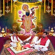 Shreenathji Puja and Sewa