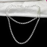 Silver Chain - Design XV