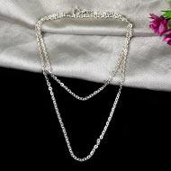 Silver Chain - Design XVI